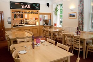 YHA Buttermere Dining