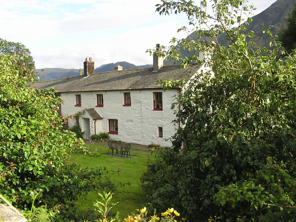 Cragg House Farm Buttermere