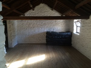Cragg House Farm Barn Sleeping Area